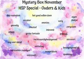 HSP Special: Ouders & Kids