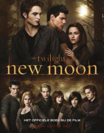 New moon; het officiële boek bij de film, Mark Cotta Vaz