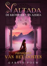 PRE-ORDER! De Kronieken van Azeria, boek 4, Garvin Pouw