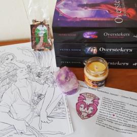 Mystery Boekenbox Januari - Urban Fantasy Trilogie