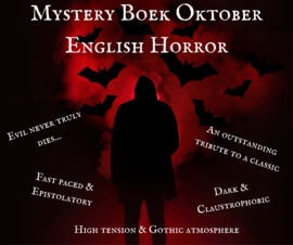 PRE-ORDER: Mystery Boek Oktober - English Horror