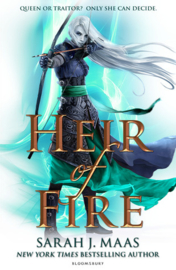 Throne of Glass, book 3, Sarah J. Maas