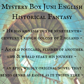 Mystery Boekenbox Juni English ~ Historical Fantasy