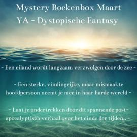 Meer over: Mystery Boekenbox Maart: YA - Dystopische Fantasy