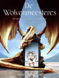 De kronieken van Ulrich de Waanzinnige, boek 5, Atalanta Nèhmoura * Gesigneerd!