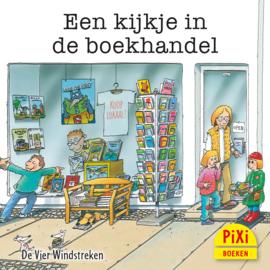 Pixi 'Een kijkje in de boekhandel'