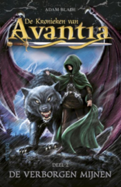 De Kronieken van Avantia, deel 2, Adam Blade