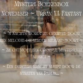 Mystery Boekenbox Jaarabonnement (nov)