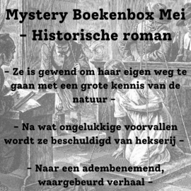Mystery Boekenbox Mei - Historische roman