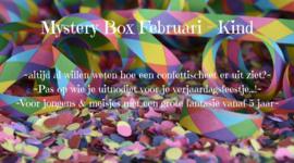 Mystery Box Februari - Kind