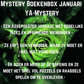 Mystery Boekenbox Januari ~ YA-Mystery