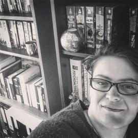 Liefhebber van AnderWereld vertelt; Katja van de Kamp