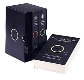 The Lord of The Rings, Boxset, J.R.R. Tolkien