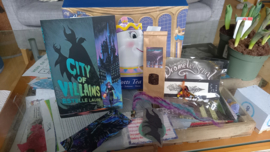 Mystery Boekenbox Februari- English YA Fantasy