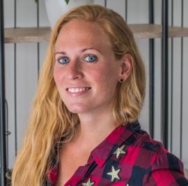 Schrijversinterview met Yvette Hazebroek