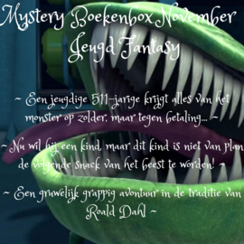 Mystery Boekenbox November ~ Jeugd Fantasy