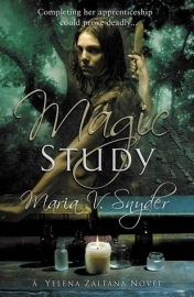 Study series, book 2, Maria V. Snyder