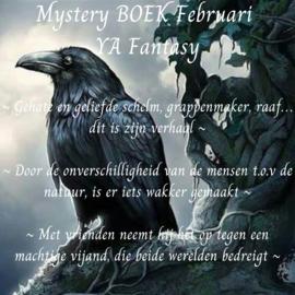Mystery BOEK Februari ~ YA Fantasy