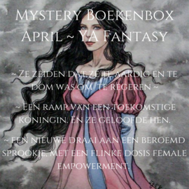 Mystery Boekenbox April ~ YA Fantasy