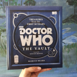 Doctor Who: The Vault: Treasures from the First 50 Years, Marcus Hearn