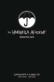 The Umbrella Academy Library Edition Volume 1, Gerard Way & Gabriel Bá