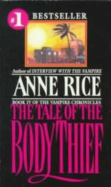 The Vampire Chronicles, book 4, Anne Rice