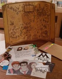 Harry Potter & Fantastic Beasts goodies box 2.0