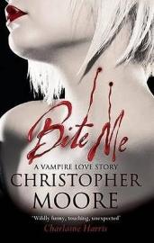 Bite me, Christopher Moore