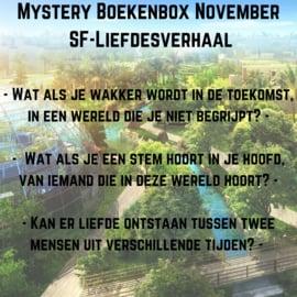 Meer over: Mystery Boekenbox November - SF Liefdesverhaal