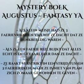 Mystery BOEK Augustus - Fantasy YA