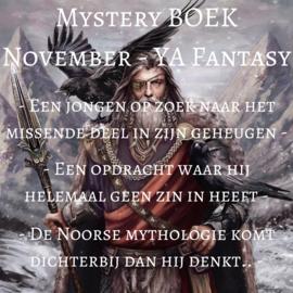 Mystery Boek November - YA Fantasy