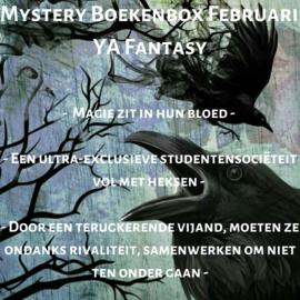 Mystery Boekenbox Februari - YA Fantasy