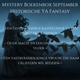 Mystery Boekenbox September ~ Historische YA Fantasy