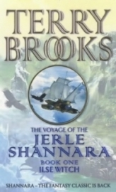 The Voyage of the Jerle Shannara, book 1, Terry Brooks
