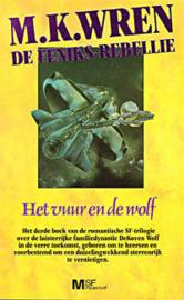 De Feniks-Rebellie, boek 3, M.K. Wren