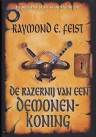 De Boeken van de Slangenoorlog, boek 3, Raymond E. Feist
