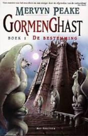 GormenGhast, boek 1, Mervyn Peake