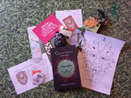 Mystery Box September - YA Urban Fantasy