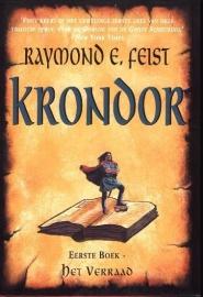 Krondor, boek 1, Raymond E. Feist