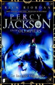 Percy Jackson en de Olympiërs, boek 5, Rick Riordan