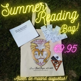 Summer Reading Bag AnderWereld * Limited!