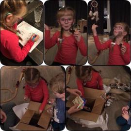 Mystery Box November - Kids