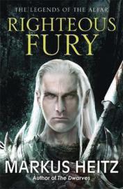 The Legends of the Älfar, book 1, Markus Heitz