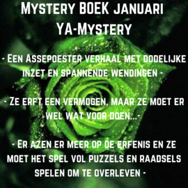 Mystery BOEK Januari ~ YA-Mystery