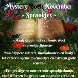 Mystery Boek November ~Sprookjes
