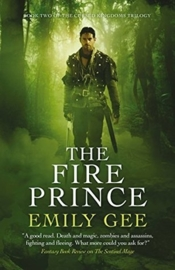 The Cursed Kingdoms, book 2, Emily Gee