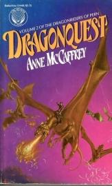The Dragonriders of Pern, book 2, Anne McCaffrey