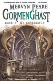 GormenGhast, boek 2, Mervyn Peake