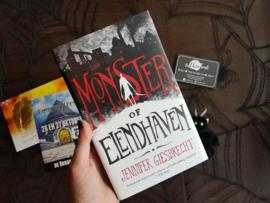 Mystery Box October - Horror Fantasy