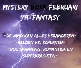 Mystery Boek Februari - YA Fantasy